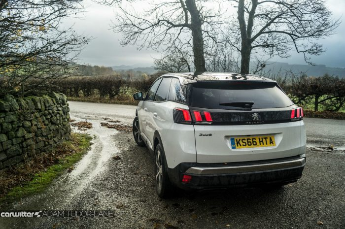 2016-peugeot-3008-suv-review-rear-angle-high-carwitter