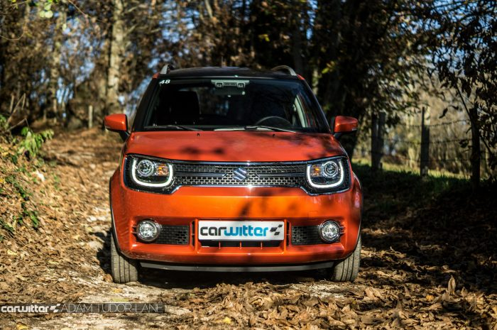 2016 Suzuki IGNIS Review Front On carwitter 700x465 - 2016 Suzuki IGNIS Review - 2016 Suzuki IGNIS Review