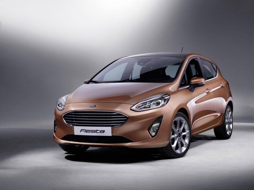 2017 Ford Fiesta Anium Unveiled