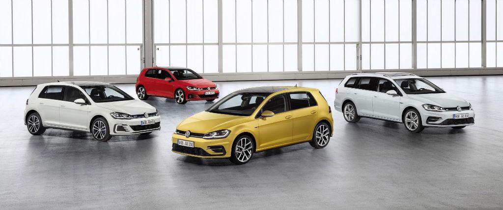 2017 Volkswagen Golf - Volkswagen unveil 2017 Golf - Volkswagen unveil 2017 Golf