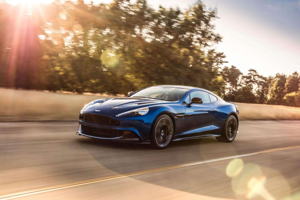 Aston Martin Vanquish S Front - Aston Martin Announce the Vanquish S - Aston Martin Announce the Vanquish S