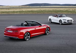 Audi A5 Cabriolet S5 and A5 300x212 - 2017 Audi A5 Cabriolet Announced - 2017 Audi A5 Cabriolet Announced