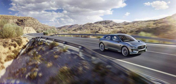 Jaguar I PACE 700x333 - Jaguar Reveal I-PACE Concept Car - Jaguar Reveal I-PACE Concept Car