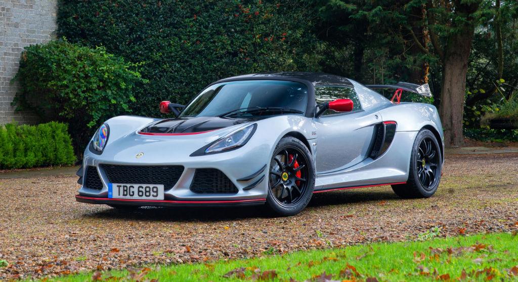 Lotus Exige Sport 380 Front - Lotus Unveil Exige Sport 380 - Lotus Unveil Exige Sport 380