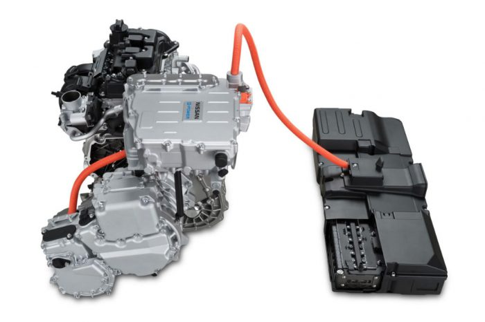 Nissan e Power Battery 700x466 - Nissan introduce e-Power - Nissan introduce e-Power