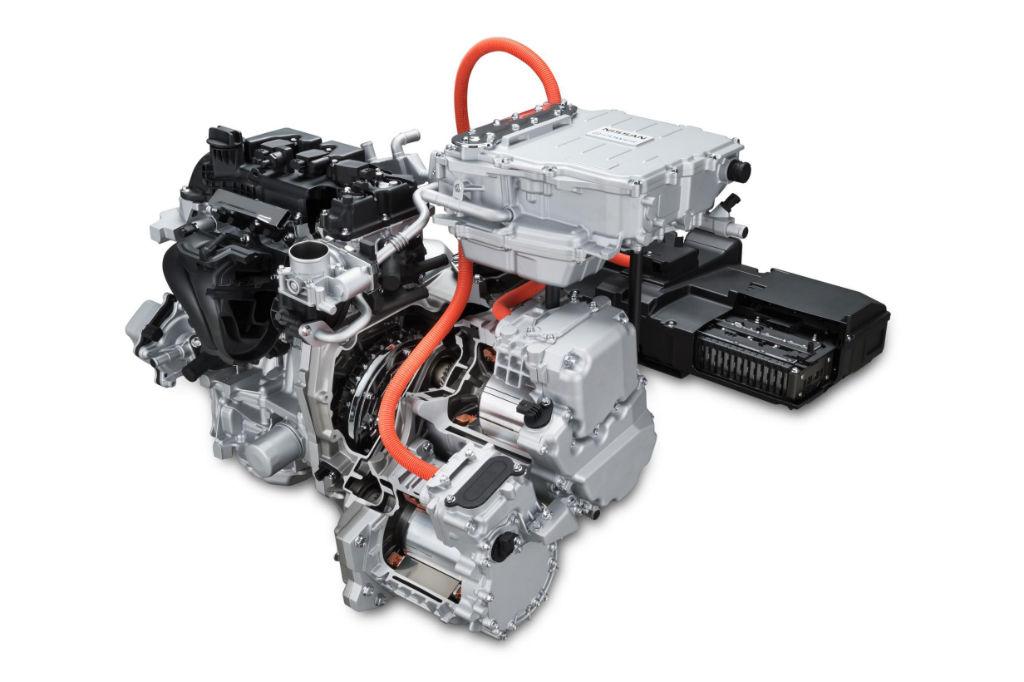 Nissan e Power - Nissan introduce e-Power - Nissan introduce e-Power