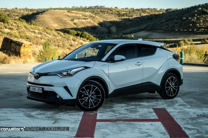 Toyota C HR Review Side Angle carwitter 700x465 - Toyota C-HR Review - Toyota C-HR Review