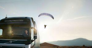 Volvo Hero paraglider carwitter 300x159 - Volvo Trucks - The Flying Passenger - Sponsored - Volvo Trucks - The Flying Passenger - Sponsored