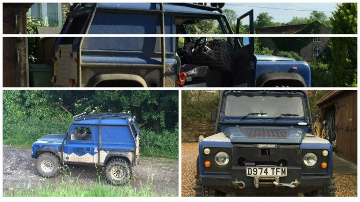eBay FOTW Land Rover Defender V8 Main Im carwitter 700x394 - eBay find of the week - V8 Petrol Land Rover Defender - eBay find of the week - V8 Petrol Land Rover Defender