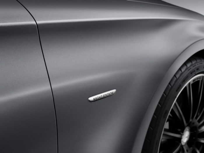 Mercedes S Class Coupe Night Edition Badge Detail 700x525 - Mercedes S-Class Coupe Night Edition Announced - Mercedes S-Class Coupe Night Edition Announced