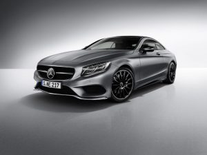 Mercedes S Class Coupe Night Edition Front 300x225 - Mercedes S-Class Coupe Night Edition Announced - Mercedes S-Class Coupe Night Edition Announced