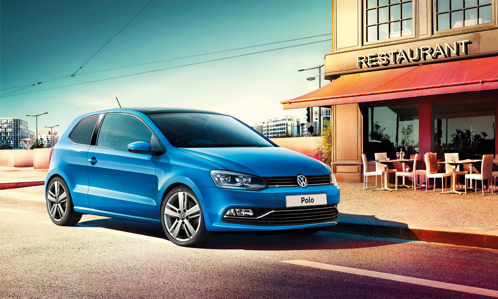Volkswagen Polo Match Edition Front - Volkswagen Introduces Polo Match Edition - Volkswagen Introduces Polo Match Edition