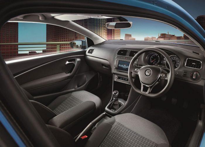Volkswagen Polo Match Edition Interior 700x502 - Volkswagen Introduces Polo Match Edition - Volkswagen Introduces Polo Match Edition