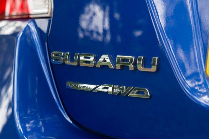 2016 Subaru WRX STi Review Rear AWD Badge carwitter 700x465 - Subaru WRX STi 2016 Review - Subaru WRX STi 2016 Review