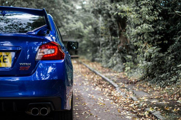 2016 Subaru WRX STi Review Rear Detail carwitter 700x465 - Subaru WRX STi 2016 Review - Subaru WRX STi 2016 Review