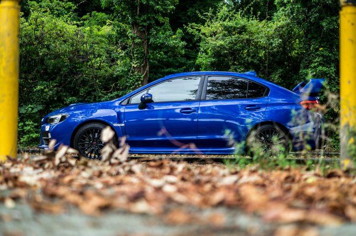 2016 Subaru WRX STi Review Side carwitter 700x465 - Subaru WRX STi 2016 Review - Subaru WRX STi 2016 Review