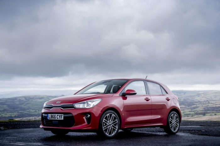 2017 Kia Rio First Edition Front 700x466 - Pricing and Specs Announced for New Kia Rio - Pricing and Specs Announced for New Kia Rio