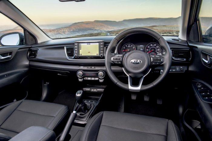 2017 Kia Rio Interior 700x466 - Pricing and Specs Announced for New Kia Rio - Pricing and Specs Announced for New Kia Rio