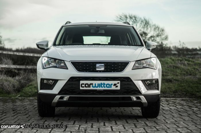 2017 SEAT Ateca Review Front Low carwitter 700x465 - SEAT Ateca Review UK - SEAT Ateca Review UK