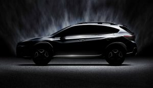 2017 Subaru XV Teaser 300x173 - 2017 Subaru XV Teased Ahead of Geneva Debut - 2017 Subaru XV Teased Ahead of Geneva Debut