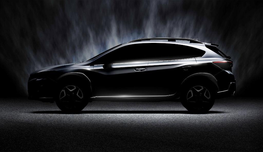 2017 Subaru XV Teaser - 2017 Subaru XV Teased Ahead of Geneva Debut - 2017 Subaru XV Teased Ahead of Geneva Debut