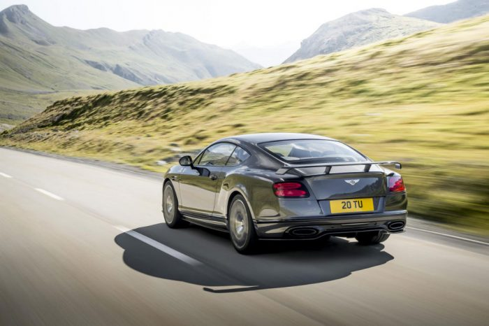 Bentley Continental Supersports Back 700x466 - Bentley Unleash Continental Supersports - Bentley Unleash Continental Supersports