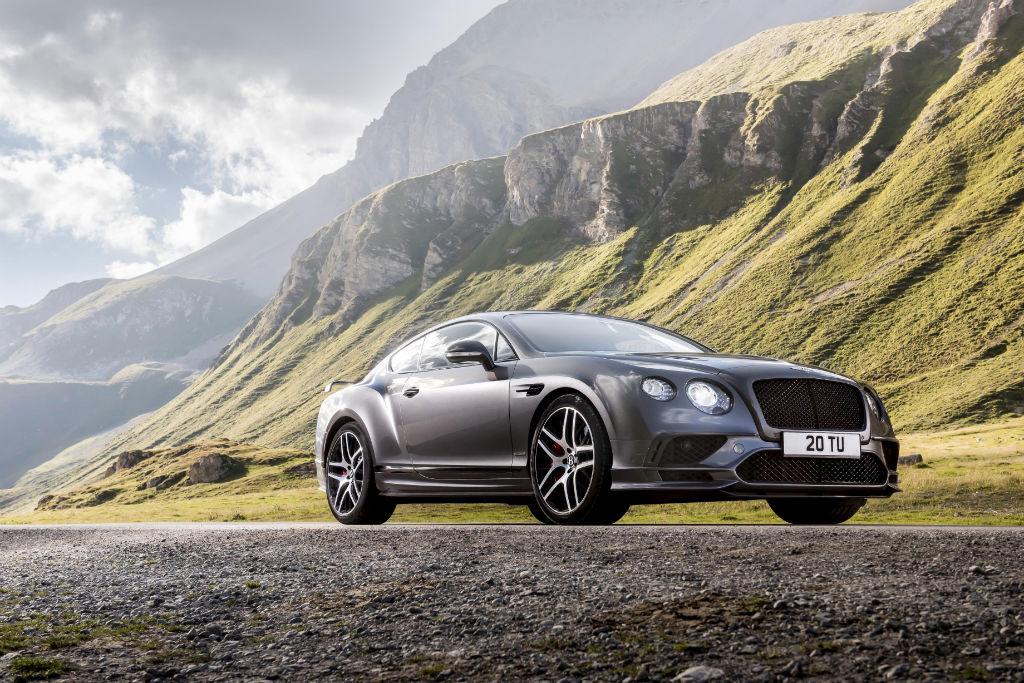 Bentley Continental Supersports Front - Bentley Unleash Continental Supersports - Bentley Unleash Continental Supersports