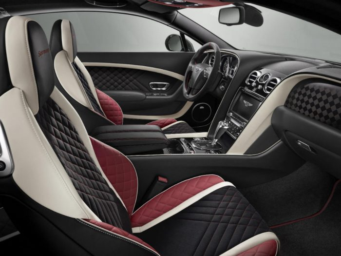 Bentley Continental Supersports Interior 2 700x525 - Bentley Unleash Continental Supersports - Bentley Unleash Continental Supersports