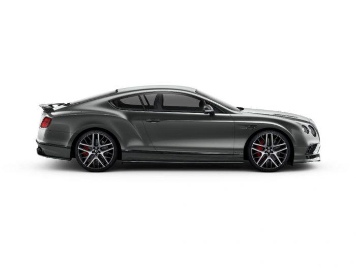 Bentley Continental Supersports Side 700x525 - Bentley Unleash Continental Supersports - Bentley Unleash Continental Supersports