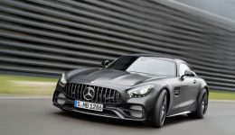 Mercedes AMG GT C Edition 50 Front 260x150 - Mercedes-AMG GT C Announced to Celebrate 50 Year Partnership - Mercedes-AMG GT C Announced to Celebrate 50 Year Partnership