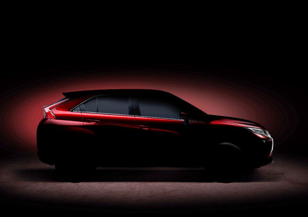 Mitsubishi 2017 SUV Teaser - New Mitsubishi SUV to Debut at Geneva - New Mitsubishi SUV to Debut at Geneva