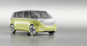 Volkswagen I.D Buzz Front 300x158 - Volkswagen Reveal I.D. Buzz Concept - Volkswagen Reveal I.D. Buzz Concept