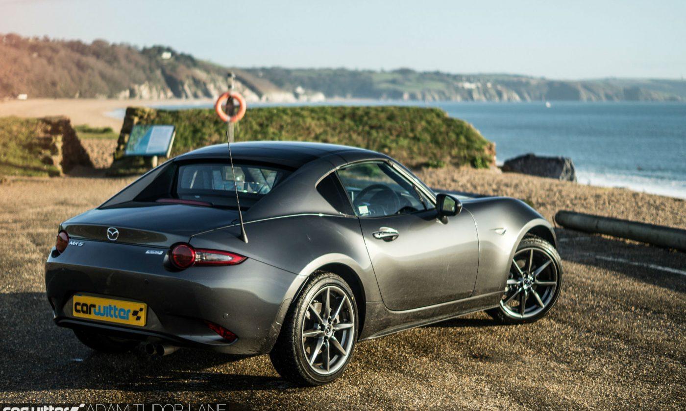 Mazda MX-5 RF Sport Nav Review - carwitter