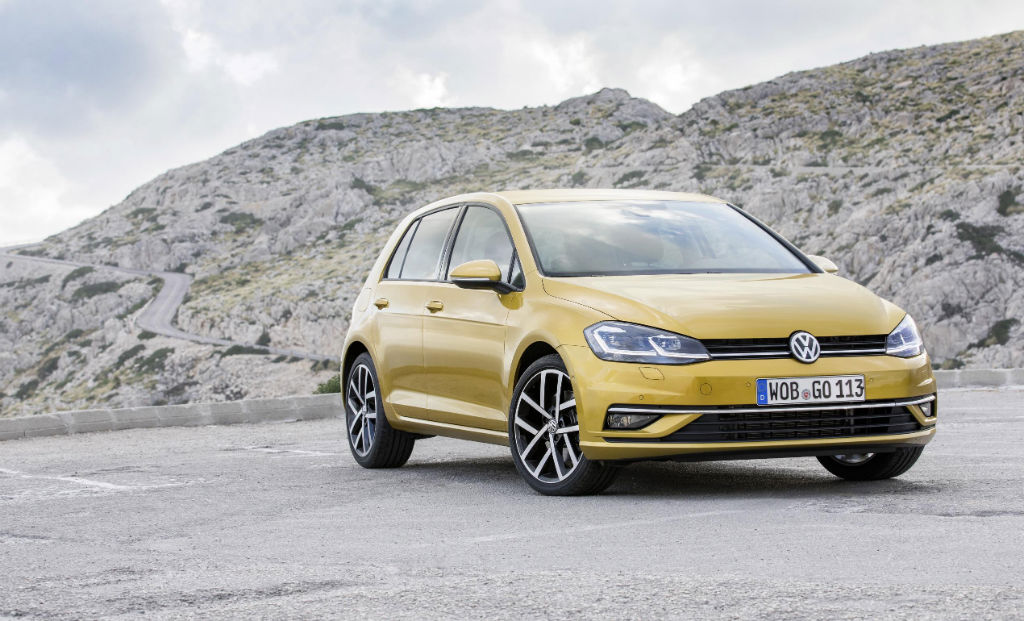 2017 Volkswagen Golf Front - Prices and Details Announced for New VW Golf - Prices and Details Announced for New VW Golf