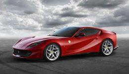 Ferrari 812 Superfast Front 260x150 - Ferrari 812 Superfast Set for Geneva Premiere - Ferrari 812 Superfast Set for Geneva Premiere