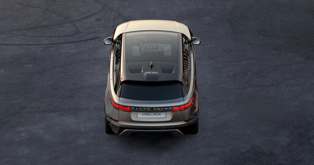 Land Rover Range Rover Velar Teaser - Land Rover Introduce Range Rover Velar - Land Rover Introduce Range Rover Velar