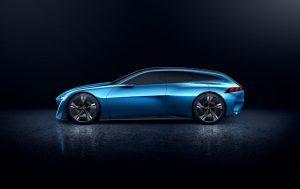 Peugeot Instinct Concept Side 300x189 - Peugeot Reveals Autonomous Instinct Concept - Peugeot Reveals Autonomous Instinct Concept