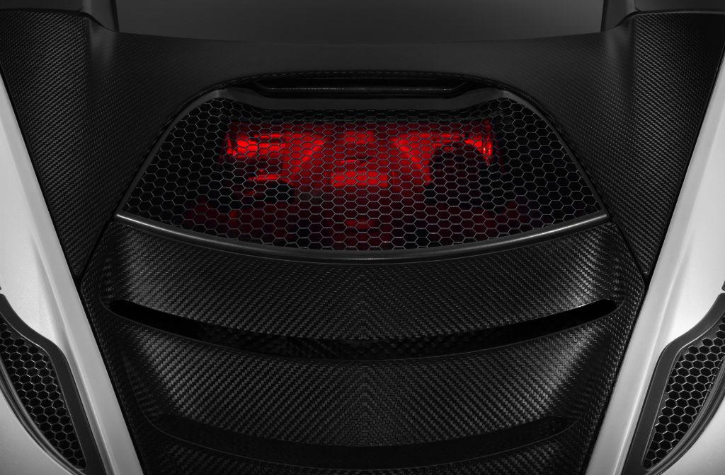 Second Generation McLaren Super Series Engine - Second Generation of McLaren Super Series to be Revealed at Geneva - Second Generation of McLaren Super Series to be Revealed at Geneva