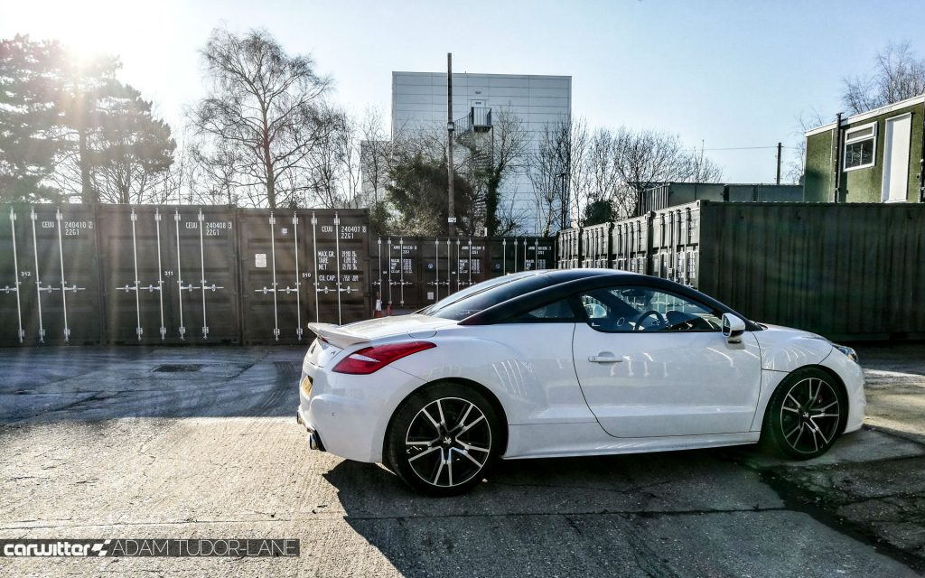 2014 Peugeot RCZ R White carwitter 1024x640 - Cataclean Review - Does it really work? - Cataclean Review - Does it really work?