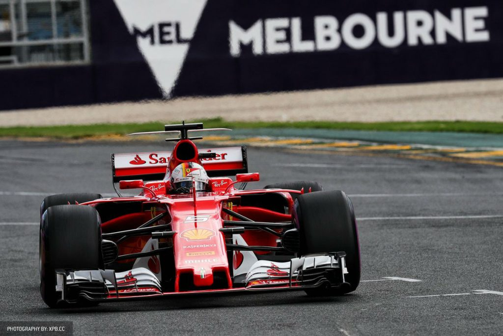 2017 Formula 1 Ferrari Vettel carwitter 1024x683 - How To Make Your Love Of Cars Into A Career - How To Make Your Love Of Cars Into A Career