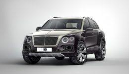 Bentley Bentayga Mulliner Front 260x150 - Bentley Introduce the Bentayga Mulliner - Bentley Introduce the Bentayga Mulliner