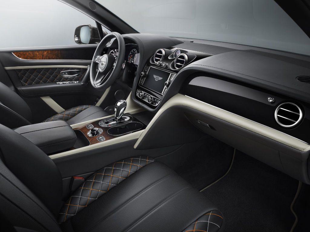 Bentley Bentayga Mulliner Interior Front 1024x768 - Bentley Introduce the Bentayga Mulliner - Bentley Introduce the Bentayga Mulliner
