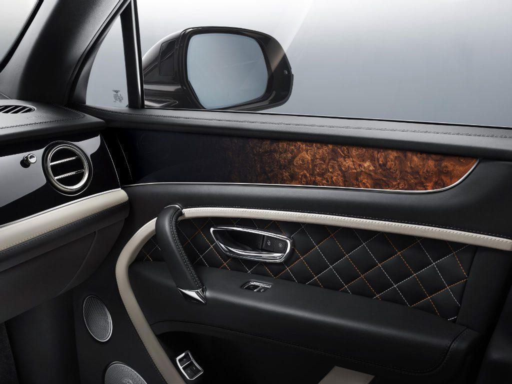 Bentley Bentayga Mulliner Veneer Detail 1024x768 - Bentley Introduce the Bentayga Mulliner - Bentley Introduce the Bentayga Mulliner