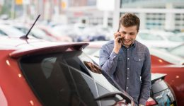Buying a used car young man carwitter 260x150 - What You Should Consider Before You Go For A Used Car - What You Should Consider Before You Go For A Used Car