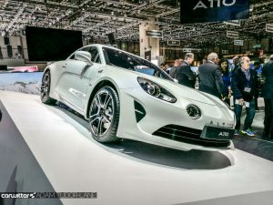 Geneva Motor Show 2017 Alpine A110 Premiere Edition Front carwitter 300x225 - A satirical wander around the 2017 Geneva Motor Show - A satirical wander around the 2017 Geneva Motor Show