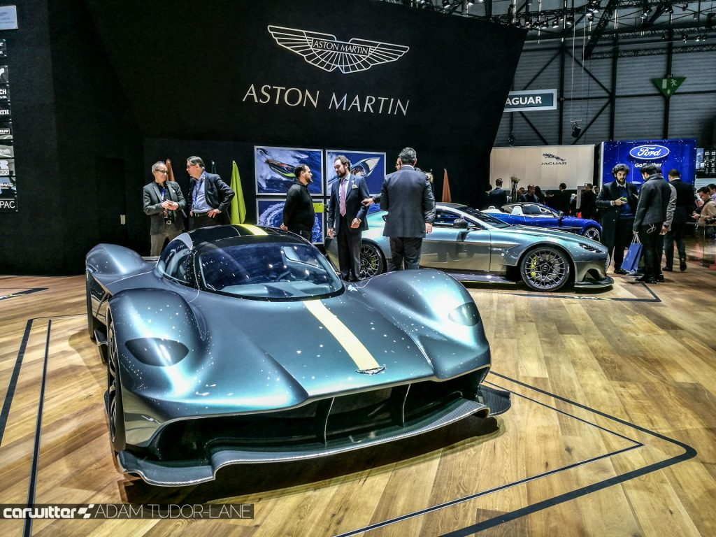 Geneva Motor Show 2017 Aston martin Valkyrie carwitter 1024x768 - A satirical wander around the 2017 Geneva Motor Show - A satirical wander around the 2017 Geneva Motor Show