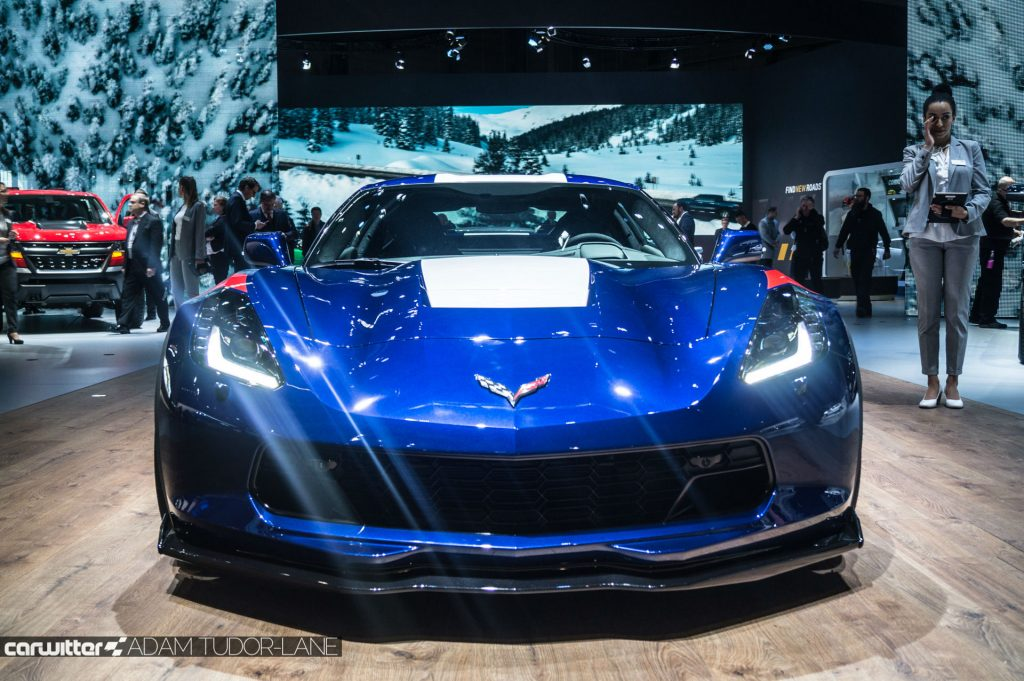 Geneva Motor Show 2017 Chevrolet Corvette carwitter 1024x681 - A satirical wander around the 2017 Geneva Motor Show - A satirical wander around the 2017 Geneva Motor Show