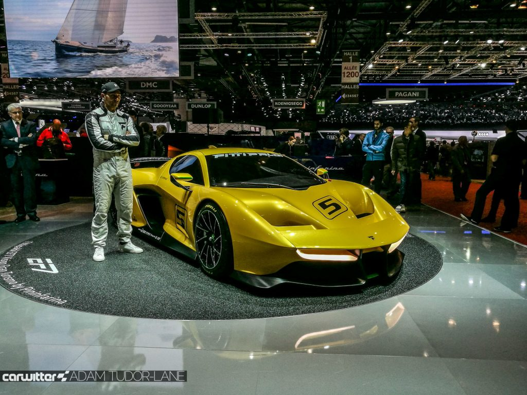 Geneva Motor Show 2017 Fitipaldi EF7 Front carwitter 1024x768 - A satirical wander around the 2017 Geneva Motor Show - A satirical wander around the 2017 Geneva Motor Show