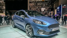 Geneva Motor Show 2017 Ford Fiesta ST Front carwitter 260x150 - Self-Driving Cars and Hybrid Vans: What's Ford's Future? - Self-Driving Cars and Hybrid Vans: What's Ford's Future?