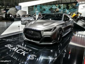 Geneva Motor Show 2017 Infiniti Project Black S Front carwitter 300x225 - A satirical wander around the 2017 Geneva Motor Show - A satirical wander around the 2017 Geneva Motor Show